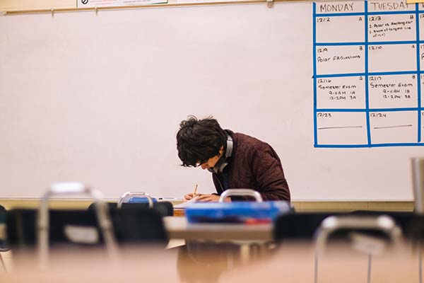 高中生应该具备哪些良好的学习习惯?